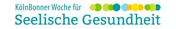 Logo KoelnBonner Woche fuer Seelische Gesundheit
